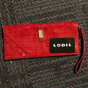 Lodis Patent Wristlet